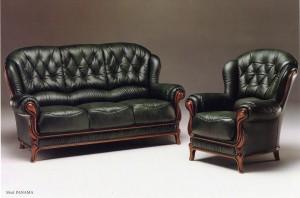 кожа перетяжка мебели