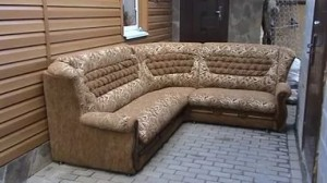 Ремонт углового дивана в Ростове