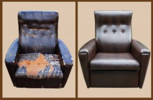 ремонт старой мебели
