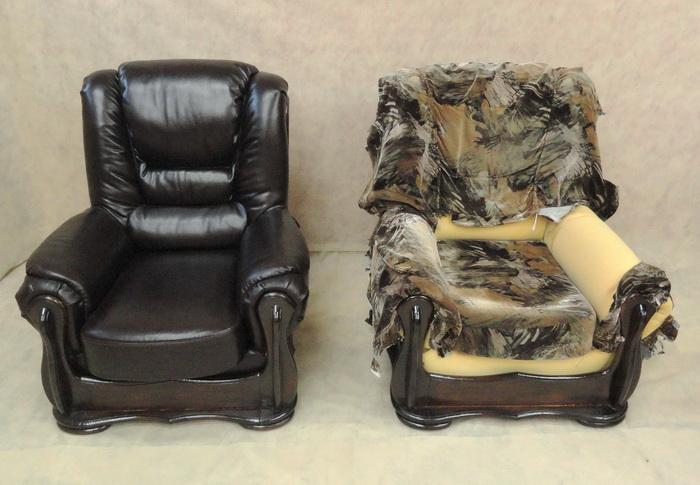 Перетяжка мебели дизайн